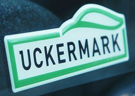 Uckermark-Aufkleber